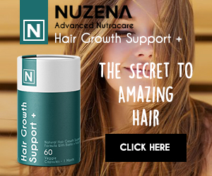 Buy Hair Growth Support + by Nuzena